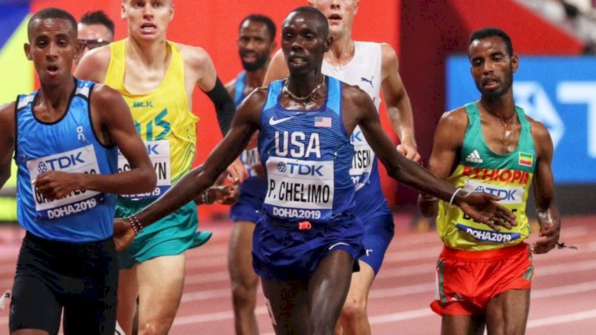 Paul Chelimo qualifies for World Championship 5,000m final, who won without a shoe