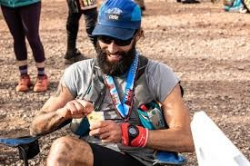 Vegan endurance athlete Robbie Balenger is set to run more than 3,000 miles across the United States