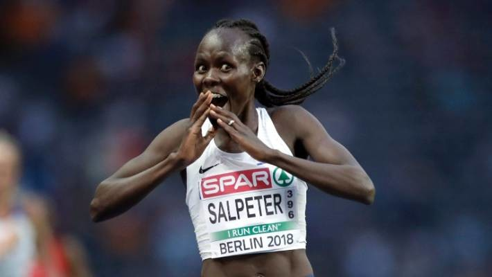 European 10,000m champion Lonah Chemtai Salpeter will be in the spotlight at the 35th edition of the Asics Firenze Marathon on Sunday