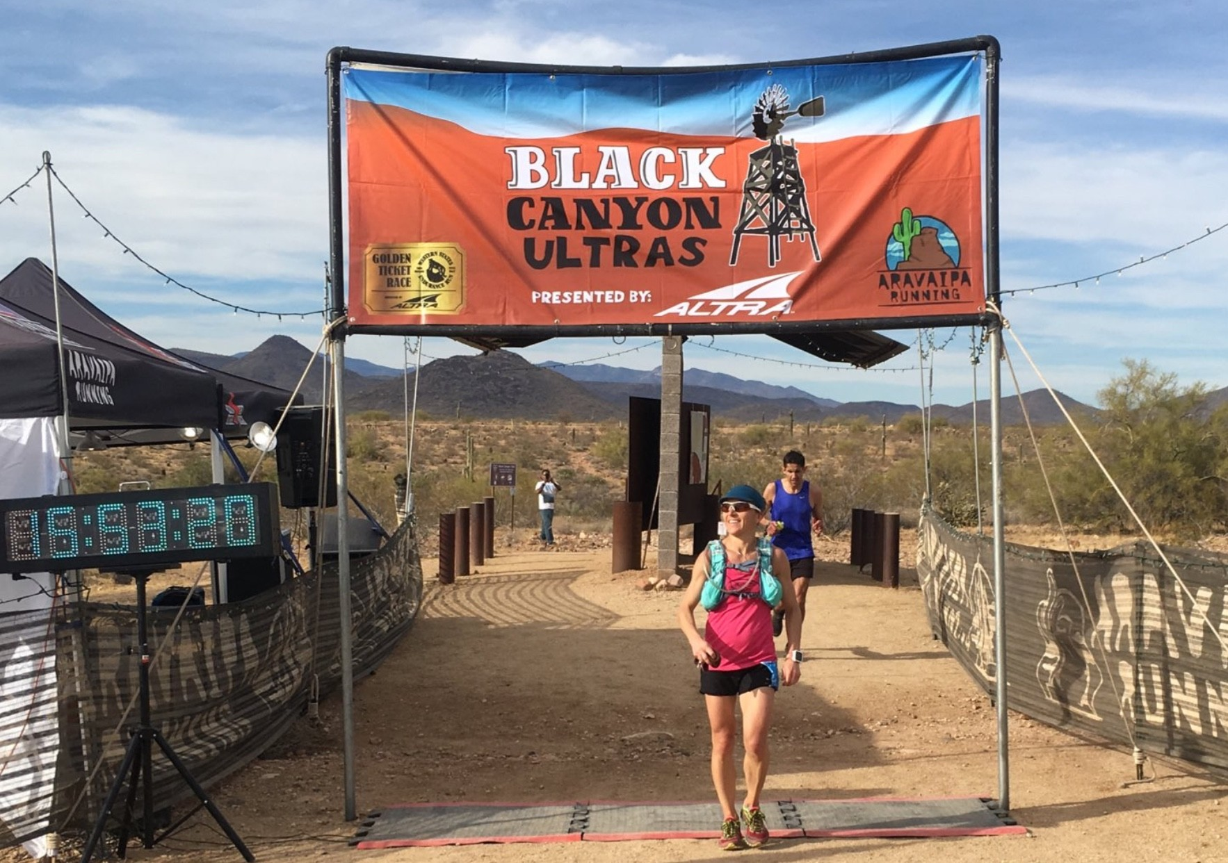 Women's course record crushed at Black Canyon100K by over an hour