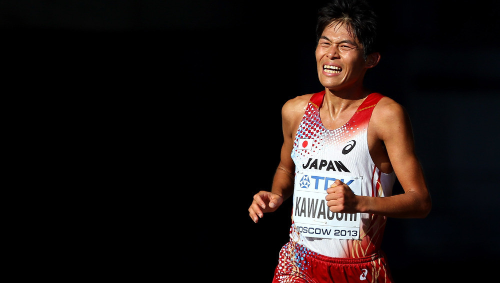 What has Yuki Kawauchi been up too?  He has been winning the last two weekends but times have been slow