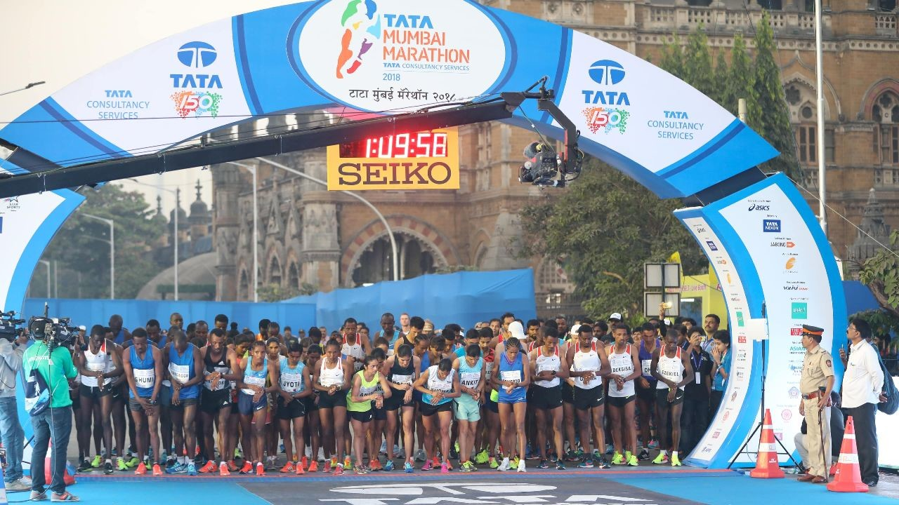 The Tata Mumbai Marathon gets IAAF gold label