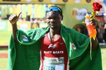 Erina Muzhingi wife of three-time Comrades Marathon winner, Zimbabwe's Stephen Muzhing dies