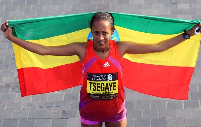 Tirfi Tsegaye was ranked amongst the world's greatest marathoners is now returning from maternity leave to run the Ottawa Marathon