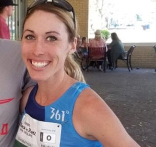 Sarah Couch wins her third consecutive half marathon