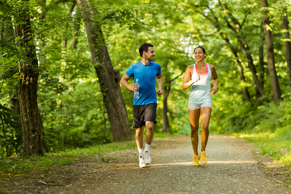 Running is the perfect sport for couples and here are reasons why!