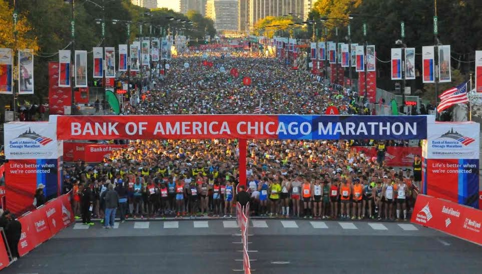 The Bank of America Chicago Marathon Runners Raised for Charity in 2019 an Event Record $27.1 Million