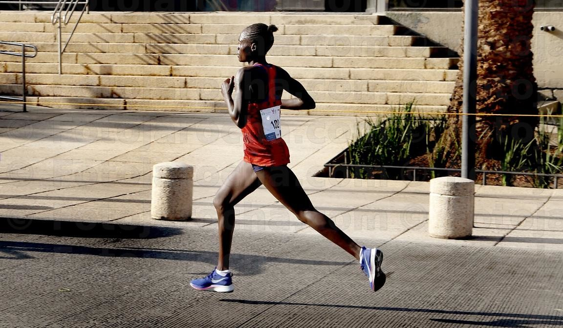 Vivian Kiplagat is confident she can set a new personal best time and win the Adnoc Abu Dhabi Marathon