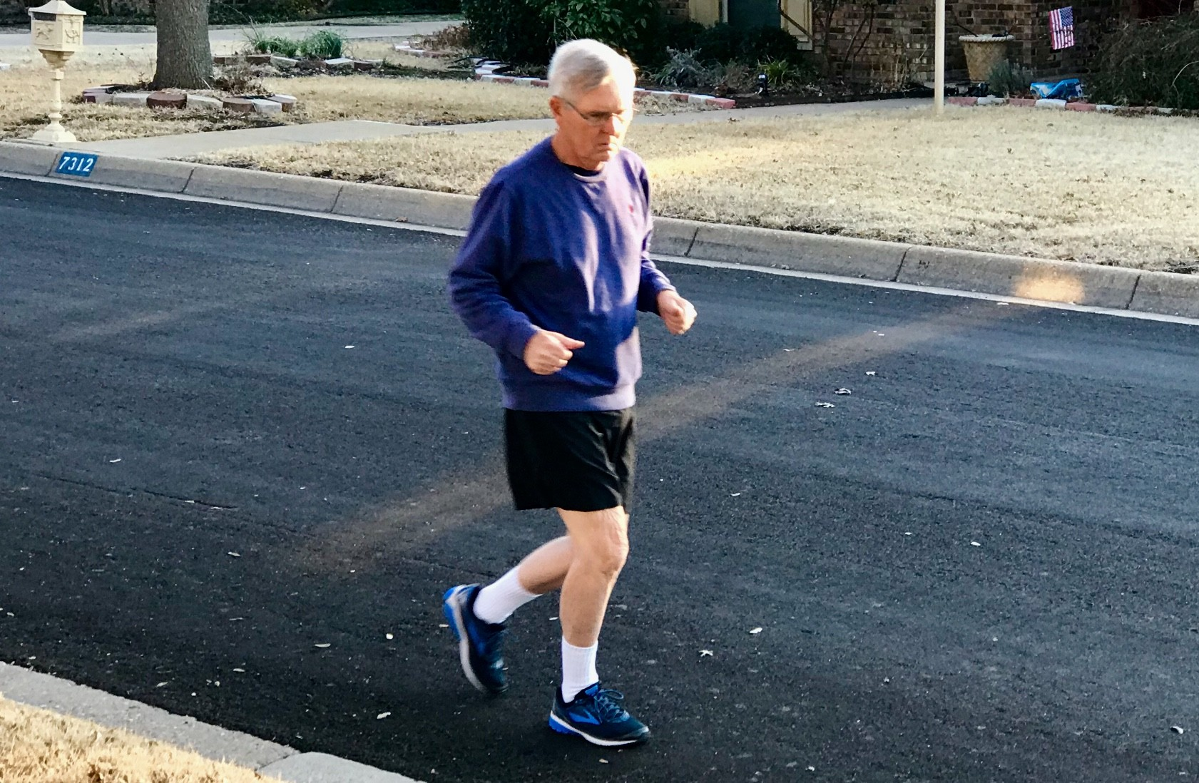 Bill Anderson's secrets for Running Injury Free for Over 41 years