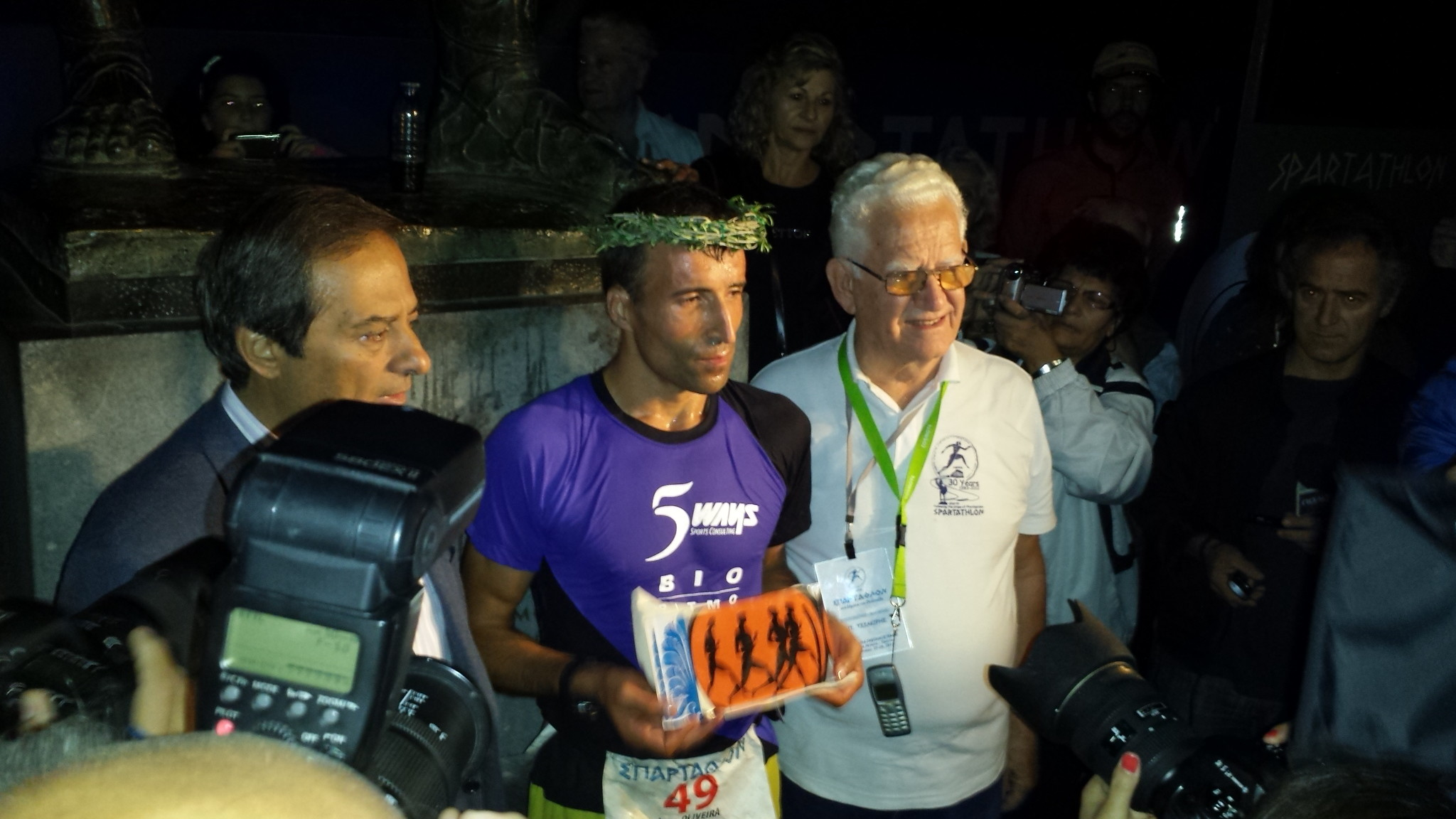 João Oliveira will run the Spartathlon this Friday, and this year he hopes to win again