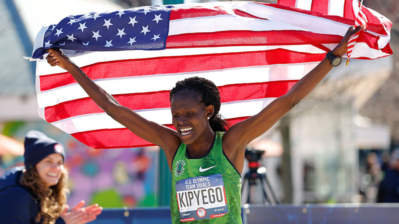 More about the Legendary Texas Tech track and field distance runner Sally Kipyego who qualified for Tokyo Olympics