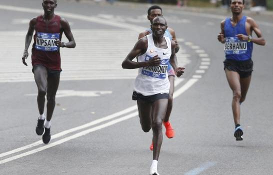 Geoffrey Kamworor, Augustine Choge and Selly Chepyego will support Eliud Kipchoge at the 1:59 Ineos Challenge in October