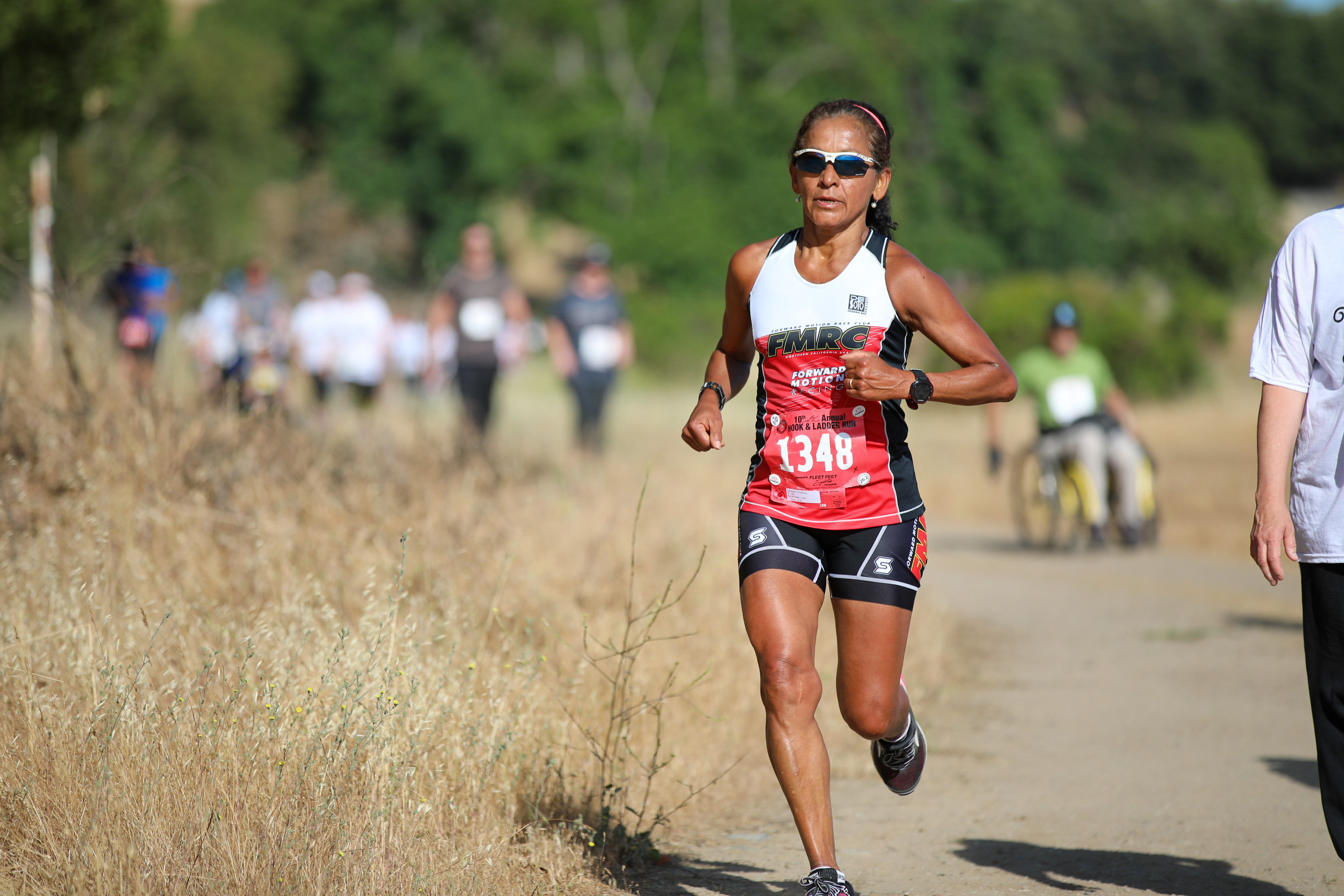Global Run Challenge Profile: Rosaura Tennant says running is like a vitamin or medicine done daily