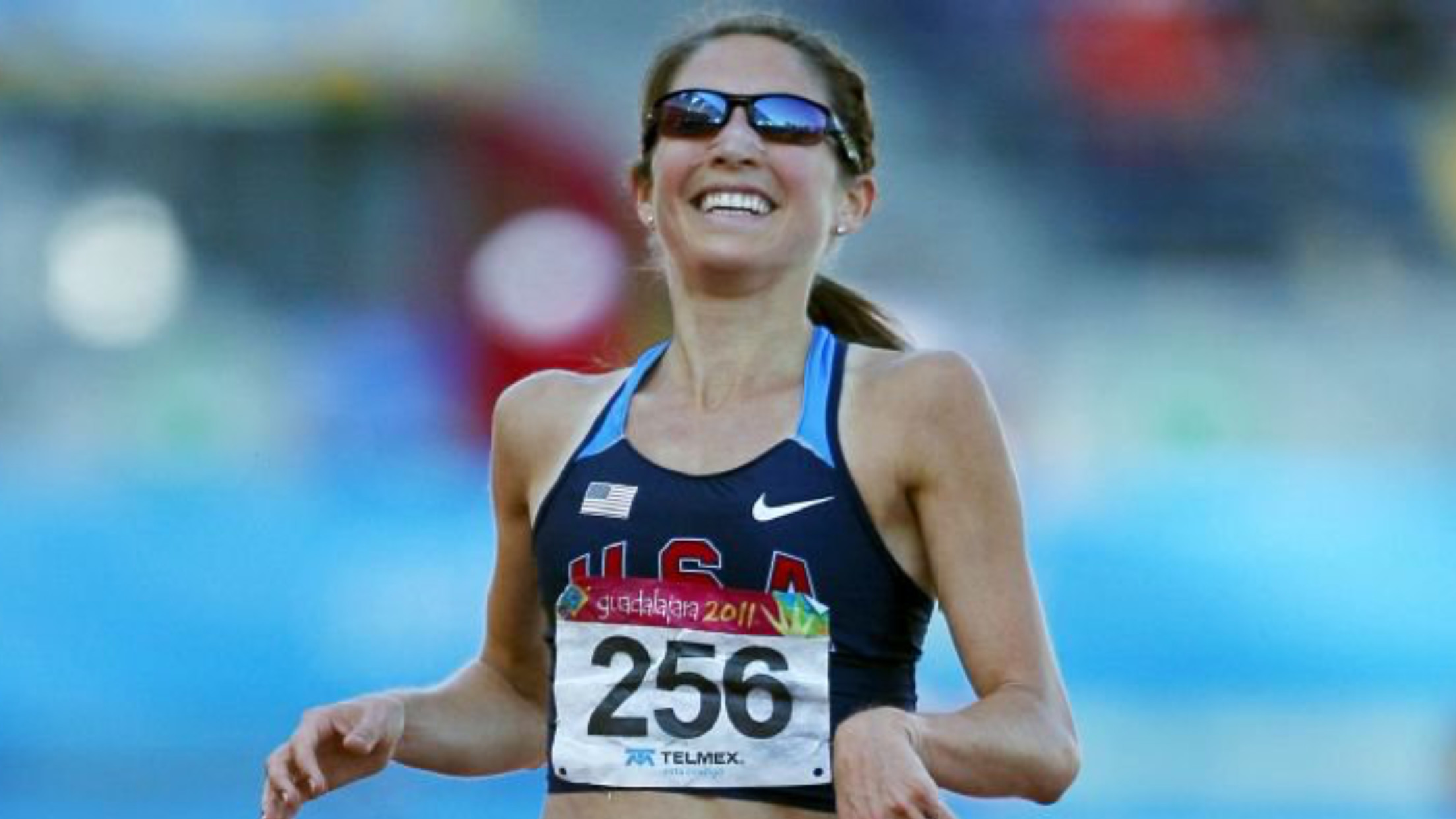 Sara Hall Will Be running Boston 2018!