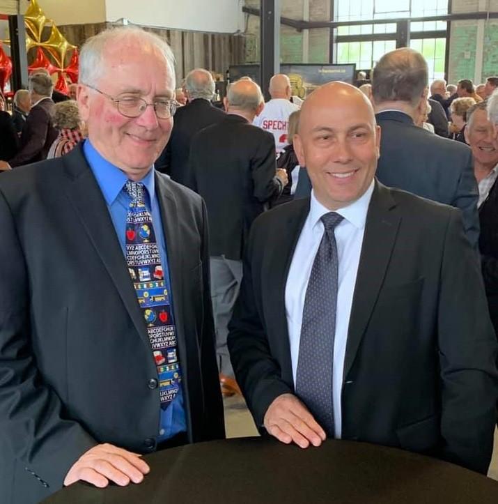 Ottawa's John Halvorsen directed his last Scotiabank Ottawa