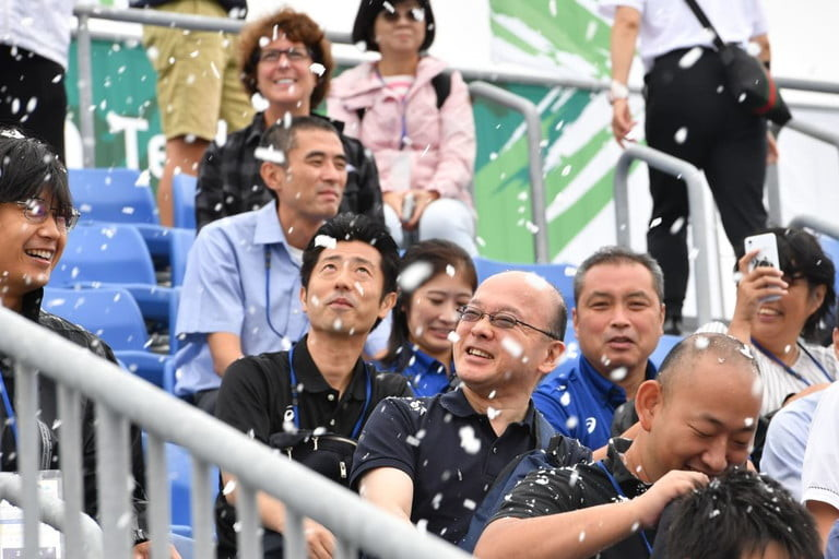 Fake snow might be used to keep spectators cool at 2020 Toyko Olympics