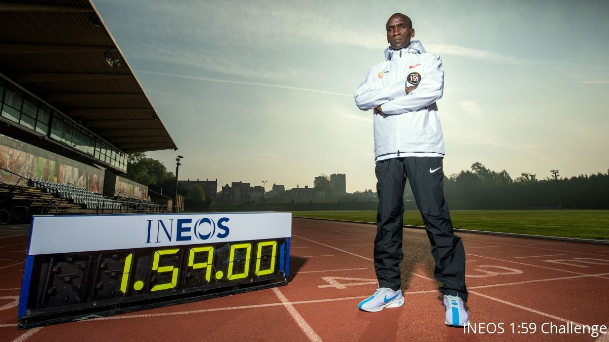 Kenya's Eliud Kipchoge has started training to break the two hour mark in the marathon