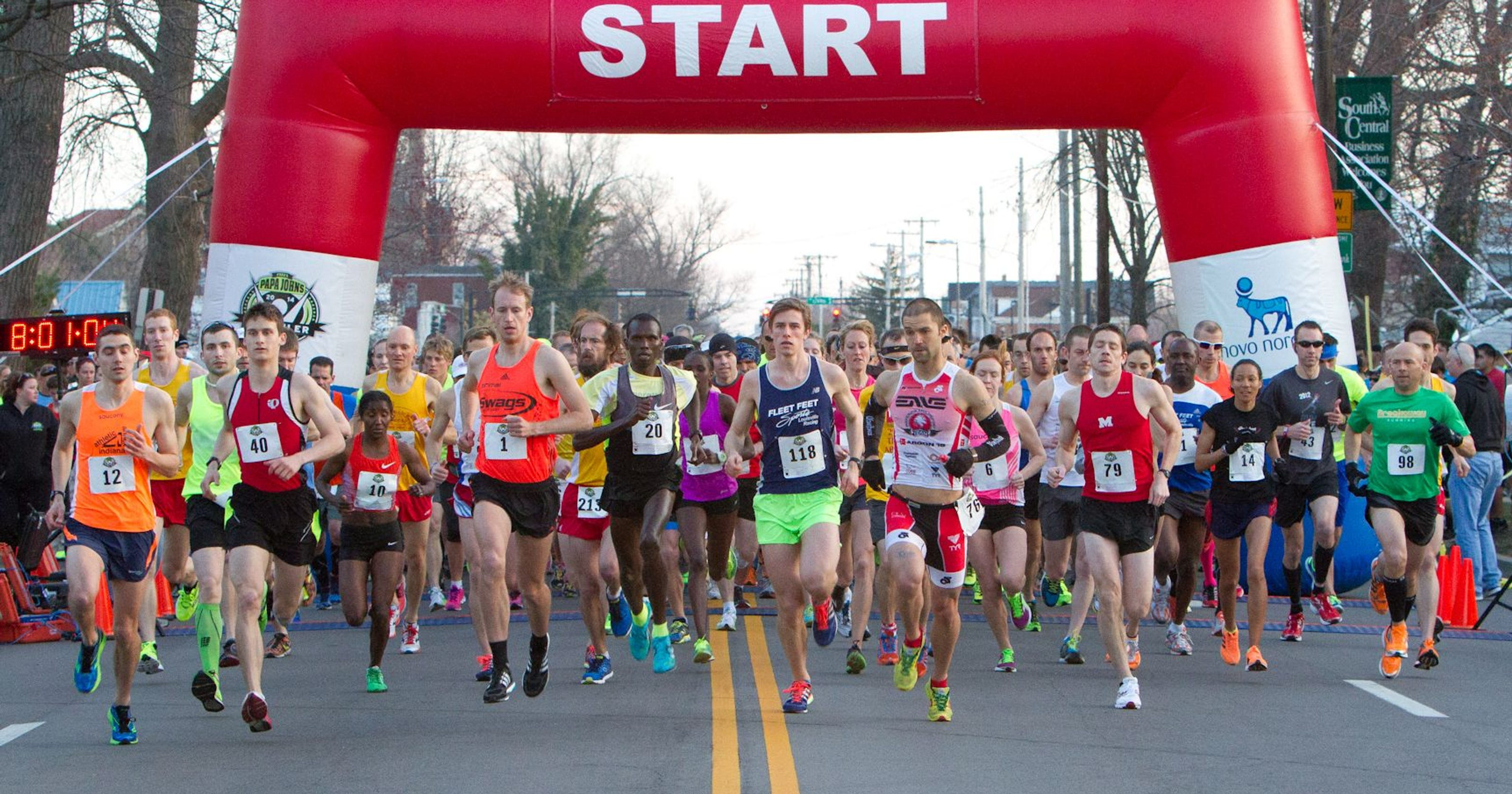 After 35 years, the Louisville Triple Crown of Running race series has been cancelled