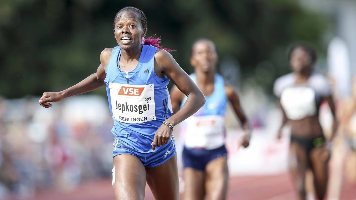 Kenyan middle distance runner Nelly Jepkosgei banned after giving fake evidence for missed test
