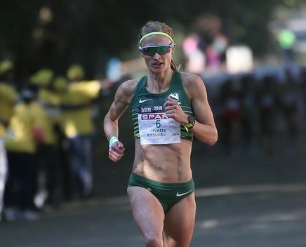 Irvette van Zyl is slowly regaining her form in time for the defence of her Soweto Marathon title