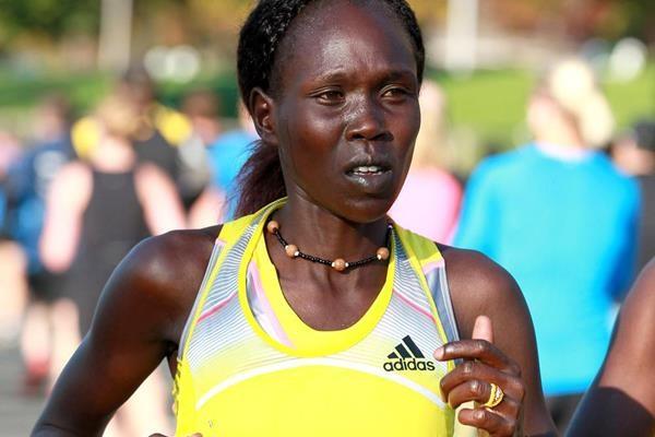Former Commonwealth Games marathon champion Flomena Cheyech has confirmed she will be competing at the Shanghai Marathon on November 18