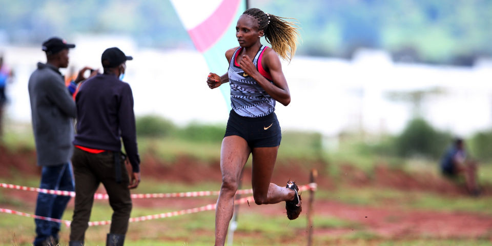 World cross country champion Hellen Obiri opens cross country season with victory in Machakos