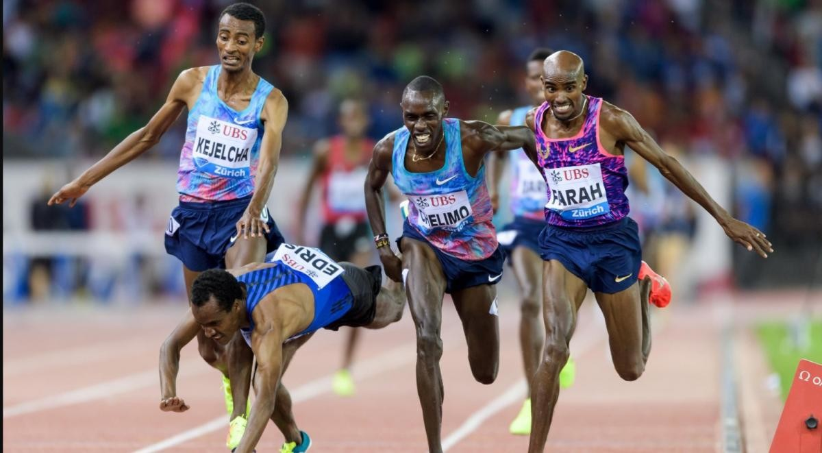 IAAF Diamond League TV Viewers Soared in 2017