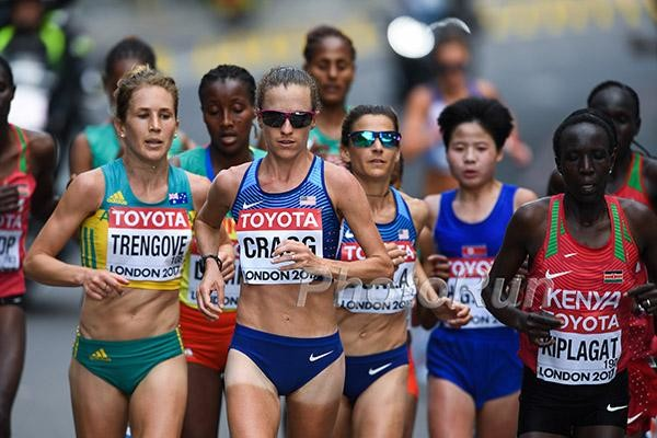 America's Amy Cragg wants to PR at the Tokyo Marathon on Sunday