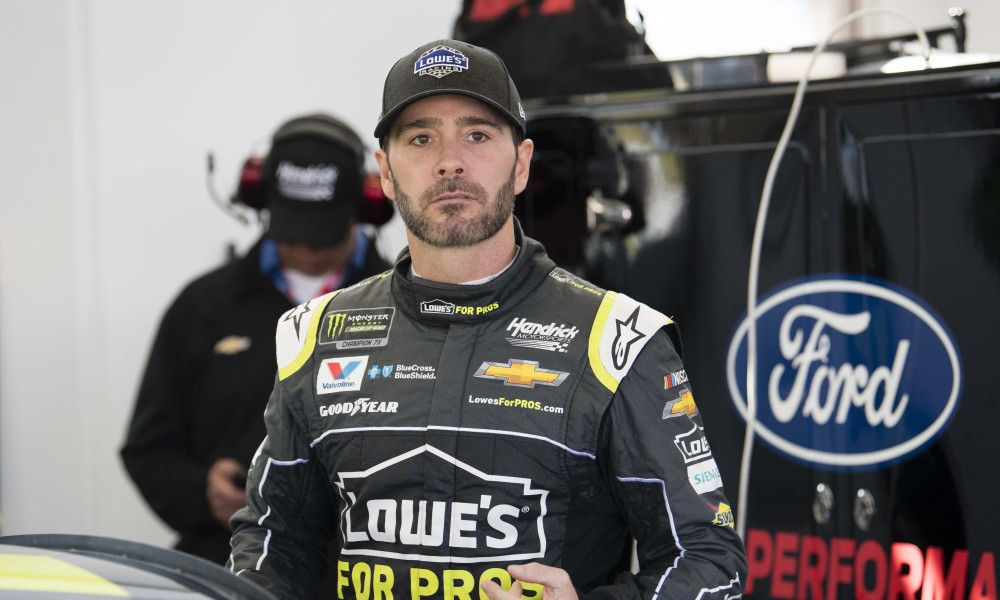 Seven-time Monster Energy Nascar Cup Series champion Jimmie Johnson is set to compete in Boston Marathon