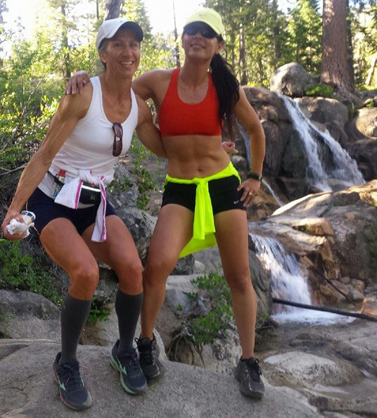 Run The World Challenge 2 Profile:  Linda Sereno says she finds her inner peace when running out in the mountains
