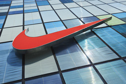 Nike reports unexpected loss as sales tumble 38%, shares fall