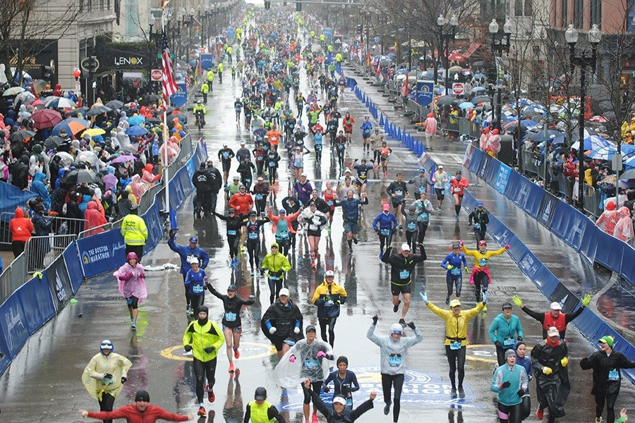 Prize Money in major races like the Boston Marathon should be awarded based on Gun Time
