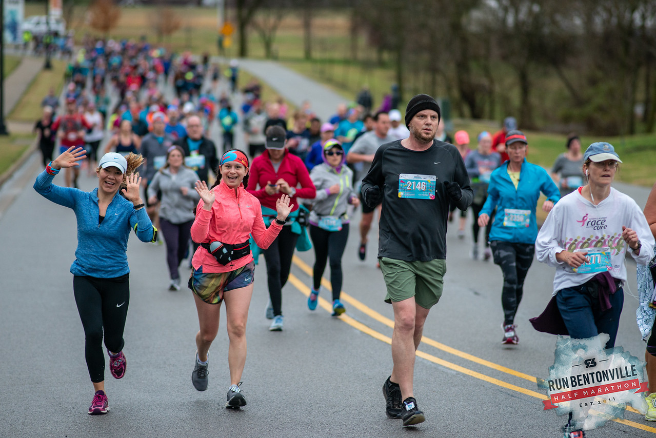 2021 Run Bentonville Half Marathon has been  rescheduled for October