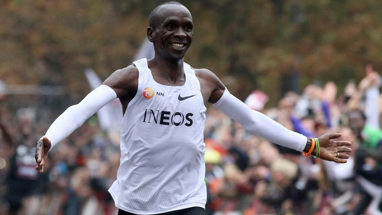 What is Eliud Kipchoge secrets for being one of the best runners in the world ever