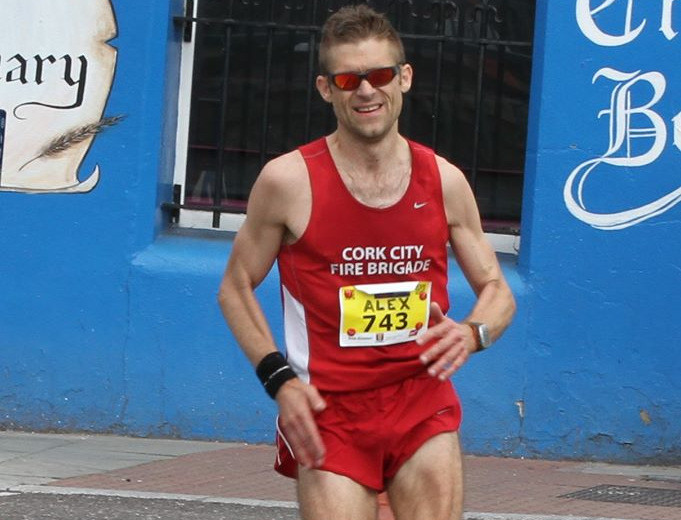 For 16 Days Alex O'Shea Plans on Running Two Marathons Per Day