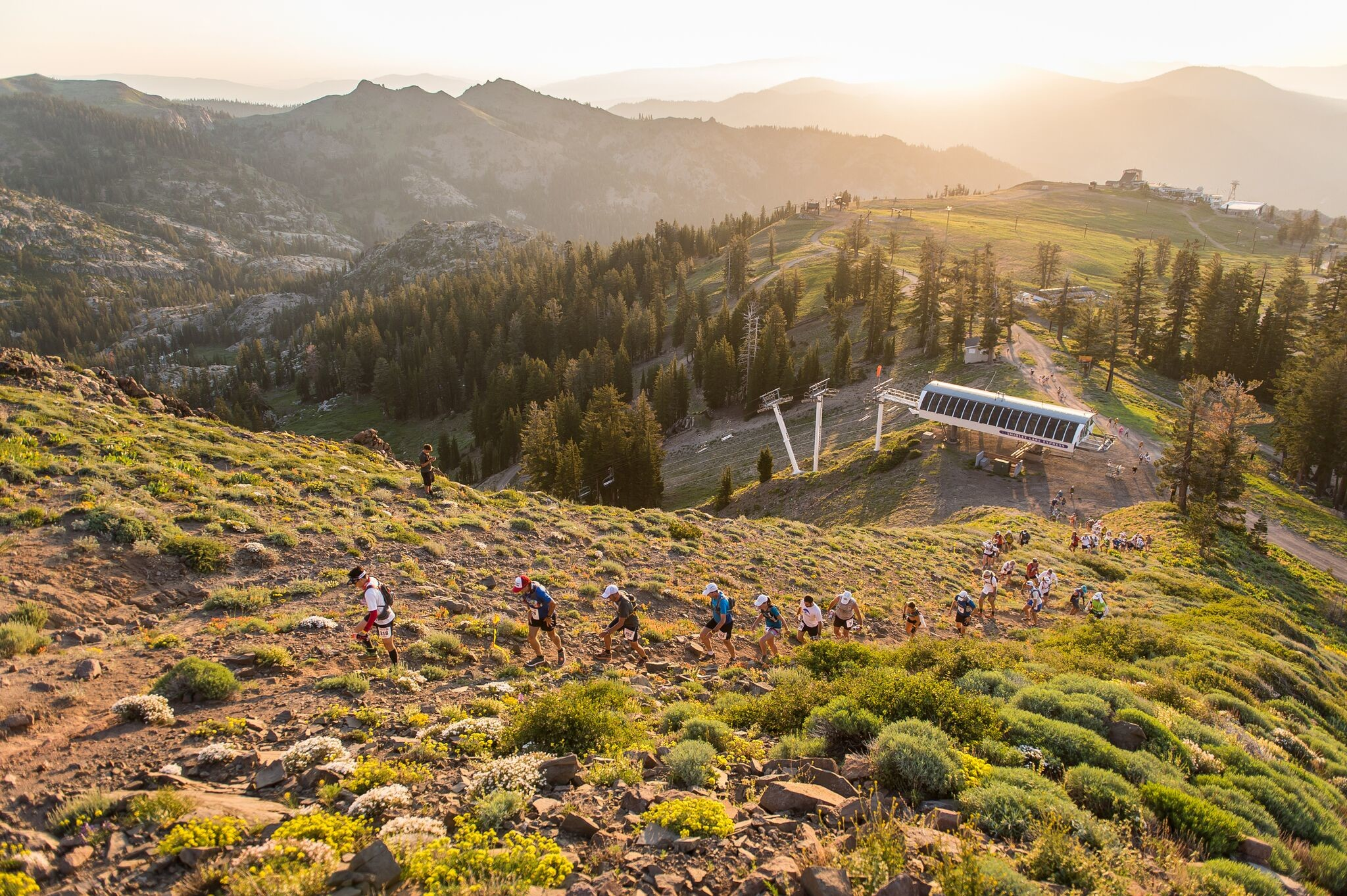 Strong, talented and deepest field at Western States Endurance Run at this year race