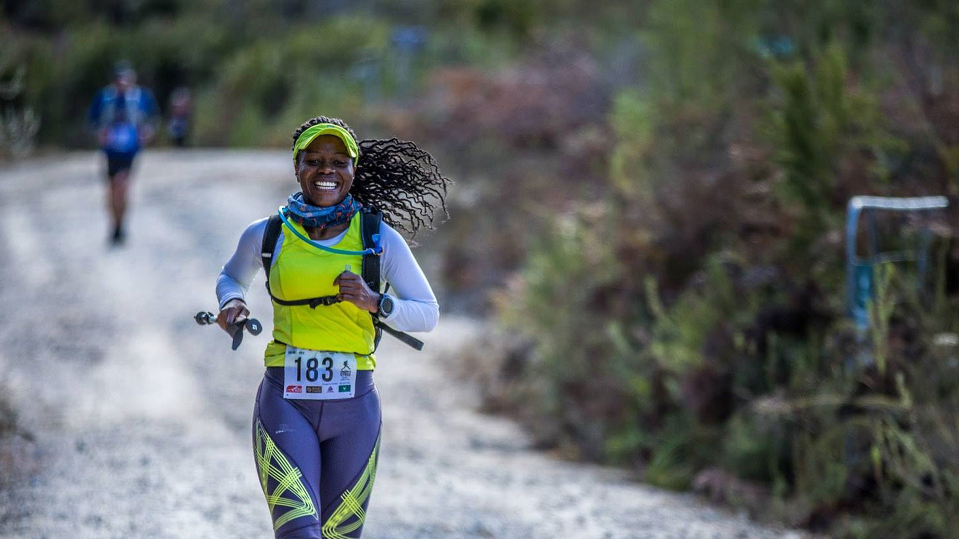 Nontuthuko Mgabhi from Richards Bay aims to be the first woman from Africa to run the World Marathon Challenge