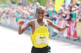 Former Hannover Marathon winner Jacob Korir is the one to beat at the Cape Town Marathon