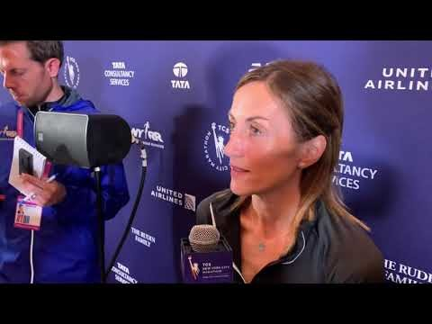 Sinead Diver proved again that age is no barrier as the 42-year-old finished fifth at the New York City Marathon