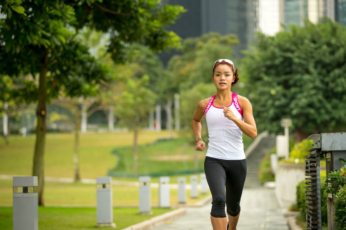Leanne Szeto wants to become the top Hong Kong women's finisher at the Standard Chartered Half