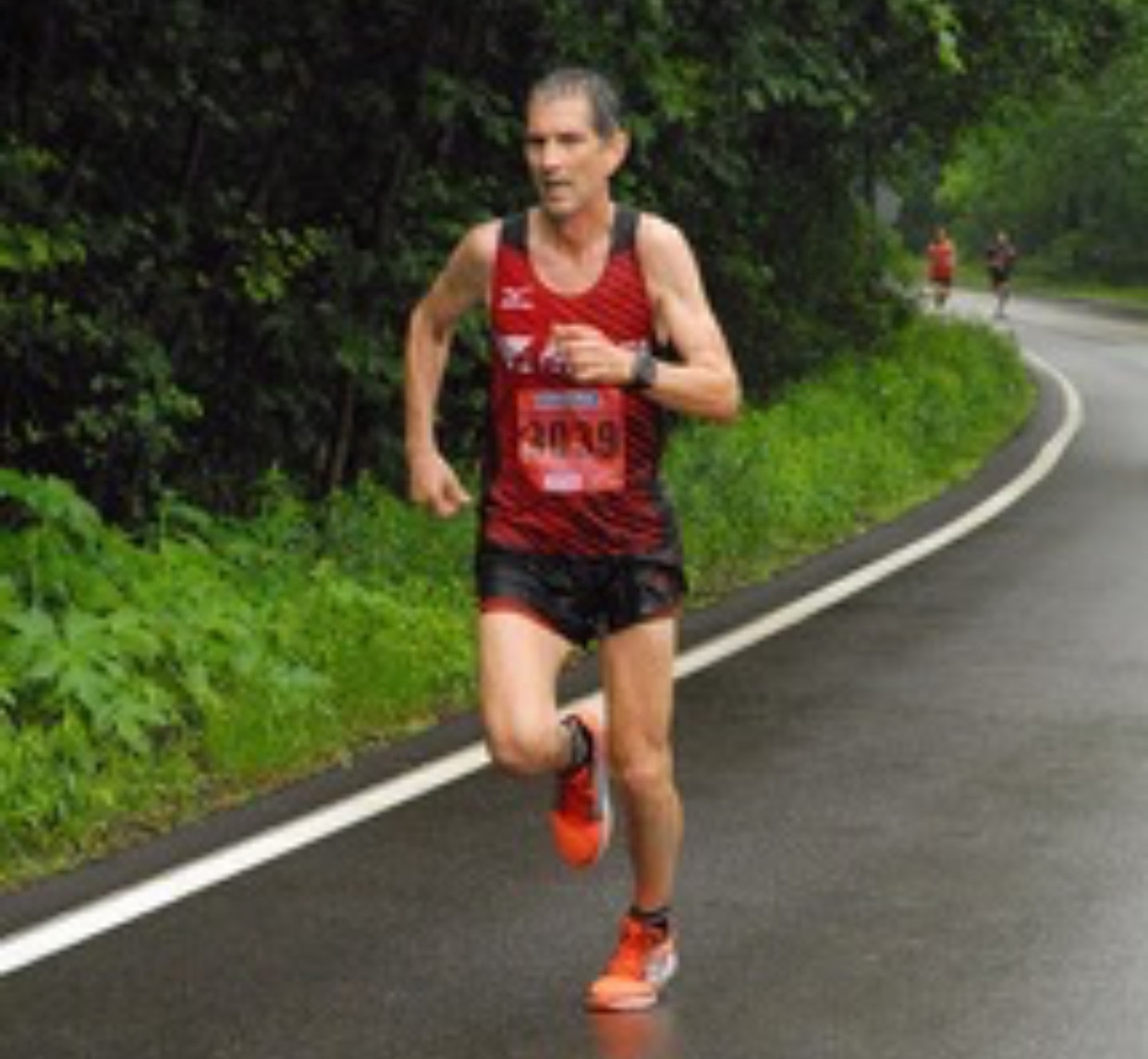 Global Run Challenge Profile: Running does not define Michael T Anderson but it is an integral part of his daily life