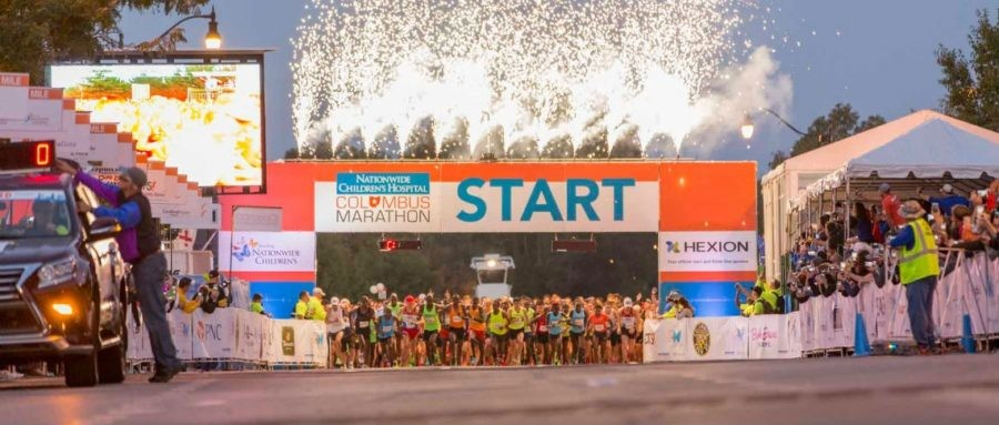The 2020 Nationwide Children's Hospital Columbus Marathon has been cancelled due to the pandemic