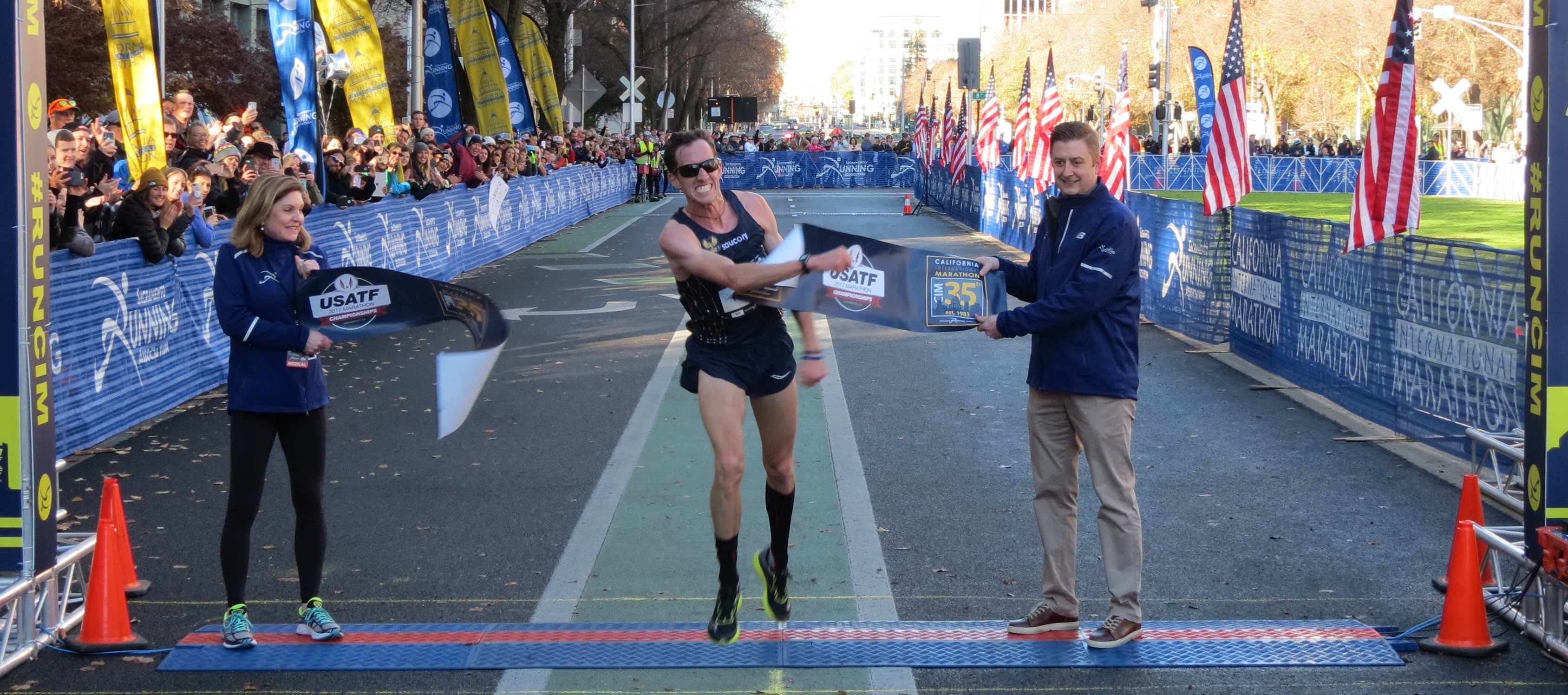 Ritchie and Hall Crowned National Champions at CIM