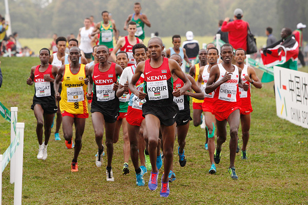 Kenya getting ready for African XC Championship in Algeria in March