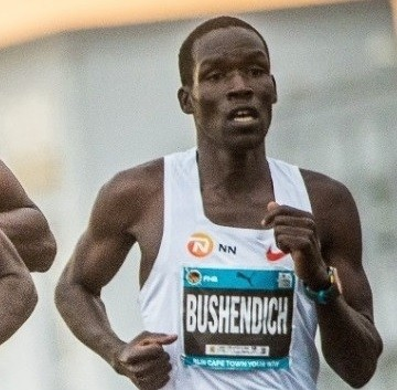 Ugandan Mande Bushendich and Kenyan Ruth Chepngetich will be the main favorites at the Nationale-Nederlanden San Silvestre Vallecana
