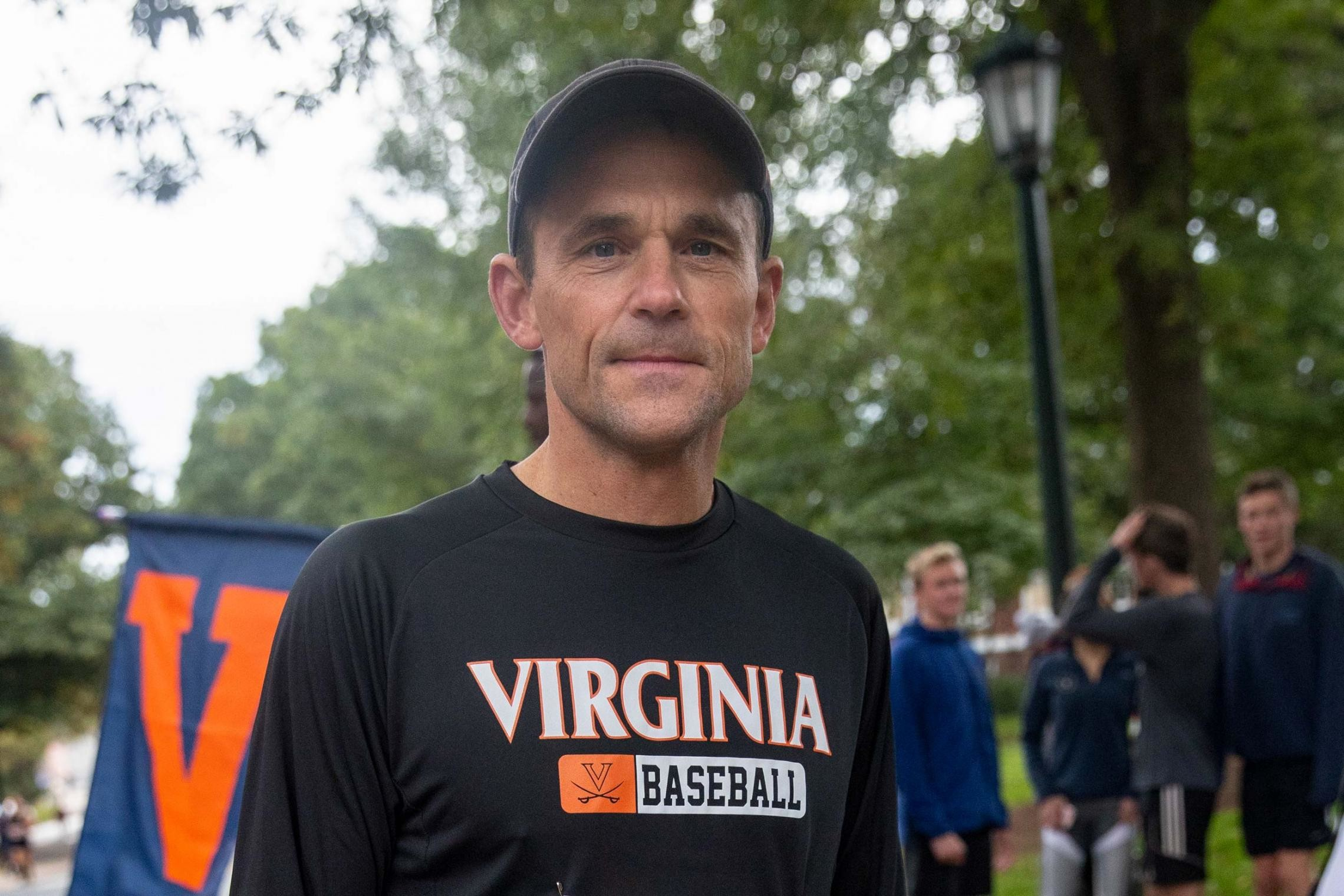 University of Virginia President Jim Ryan is running the Anthem Richmond Marathon on Saturday in support of Madison House