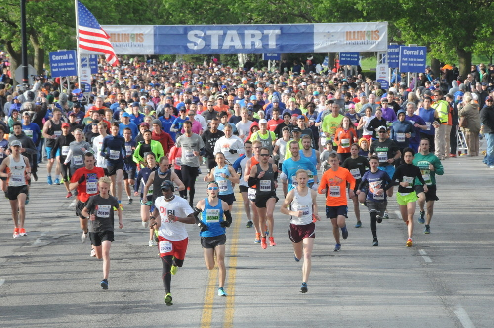 2021 Christie Clinic Illinois Marathon will be cancelled for a second year in a row due to the pandemic