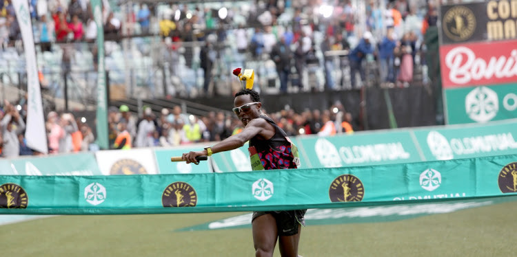South African Runners take Top spots at the Comrades Ultra Marathon