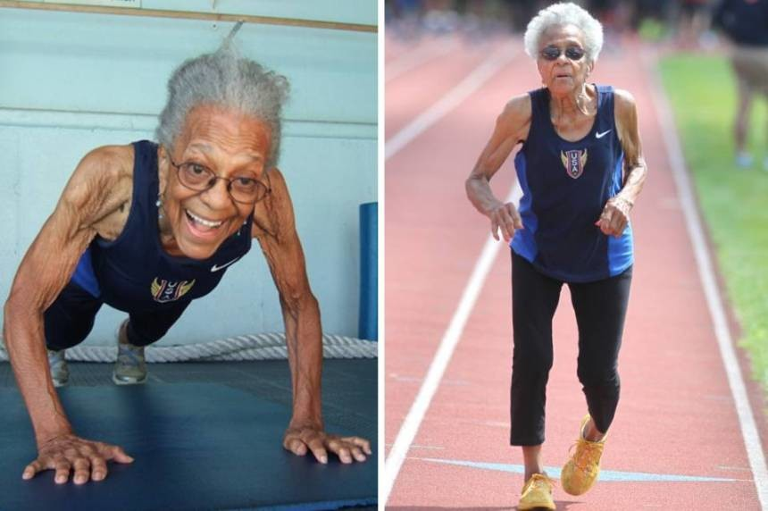 Time marches on but I just keep going says 102-year-old Ida Keeling