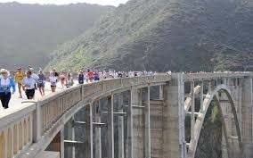 2020 Big Sur International Marathon Random Drawings offer runners multiple opportunities to secure an entry into this iconic race